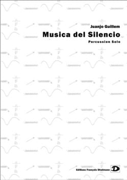 Musica Del Silencio - Juanjo Guillem - Partition - laflutedepan.com