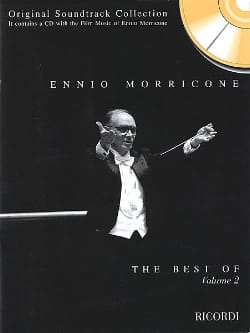 Ennio Morricone - The Best Of Volume 2 - Partition - di-arezzo.co.uk