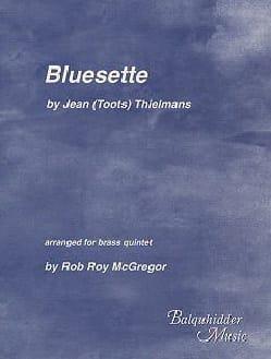 Bluesette - Jean (Toots) Thielmans - Partition - laflutedepan.com
