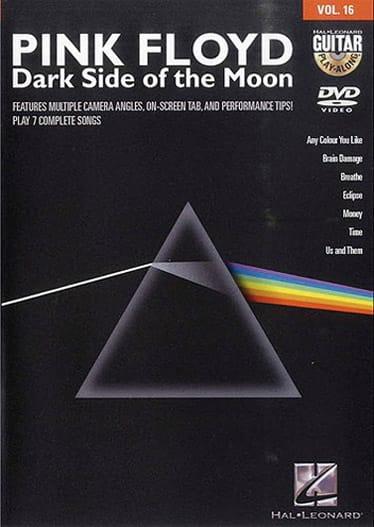 DVD - Dark Side Of The Moon Volume 16 - Pink Floyd - laflutedepan.com