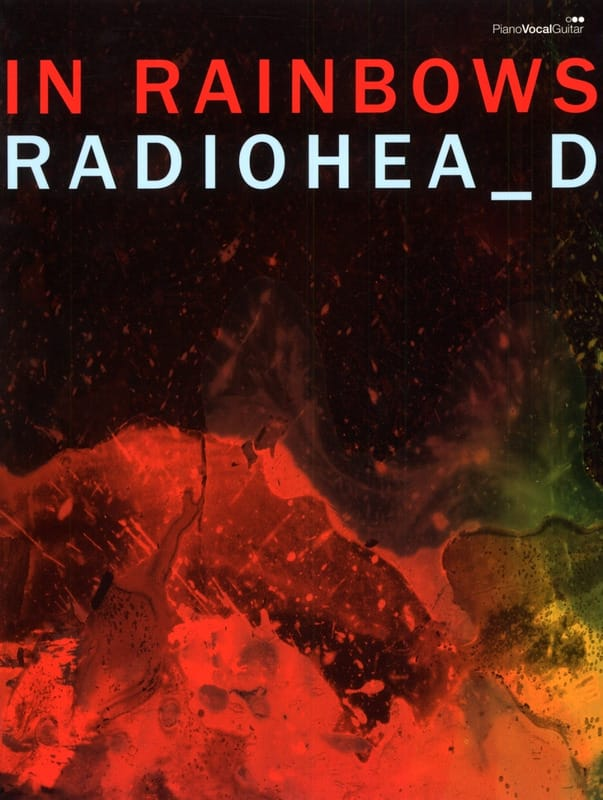 Radiohead - In arcobaleni - Partition - di-arezzo.it