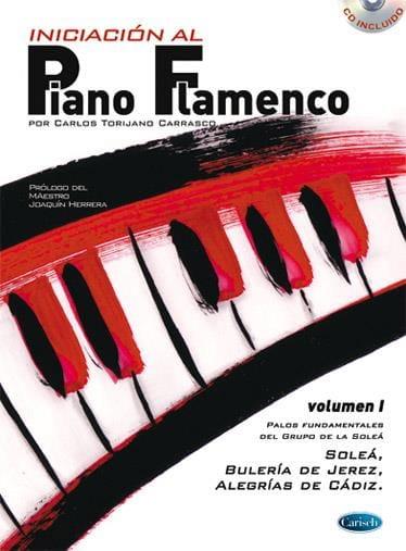 Iniciacion Al Piano Flamenco Volumen 1 - laflutedepan.com