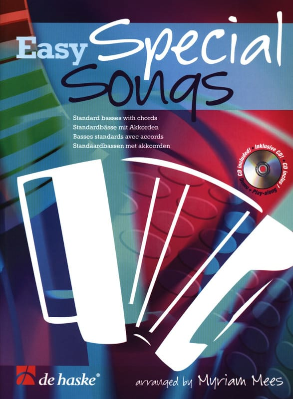 Easy Special Songs - Myriam Mees - Partition - laflutedepan.com