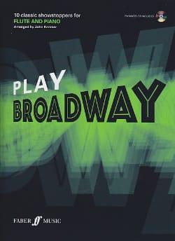 Play Broadway - Partition - Flûte traversière - laflutedepan.com