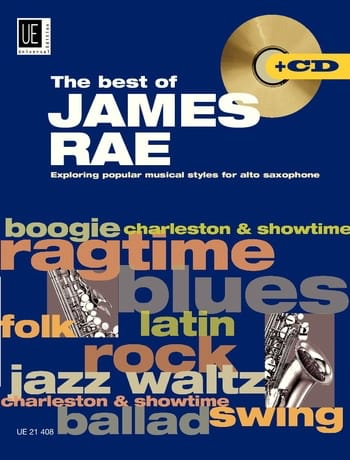 James Rae - The Best Of James Rae - Partition - di-arezzo.com