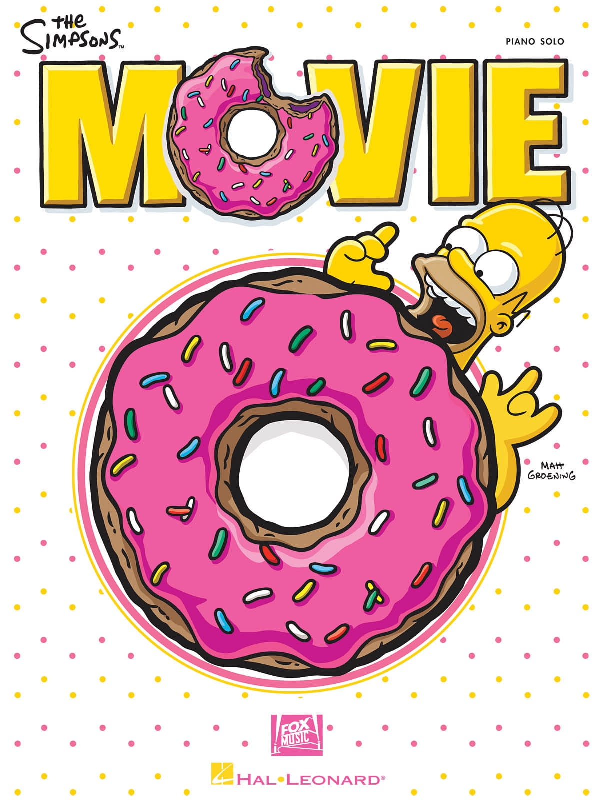 Hans Zimmer - The Simpsons Movie - Partition - di-arezzo.co.uk