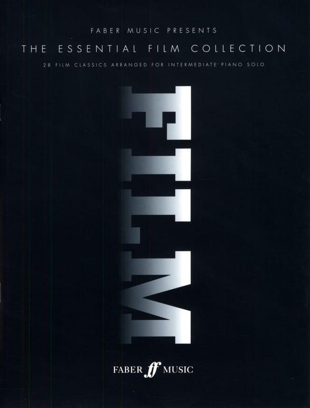 - The Essential Film Collection - Partition - di-arezzo.fr