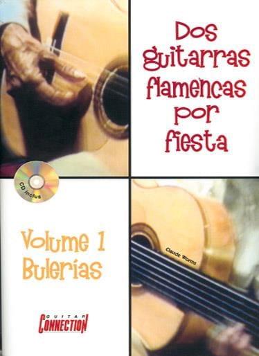 Dos Guitarras Flamencas Por Fiesta Volume 1 Bulerias - laflutedepan.com