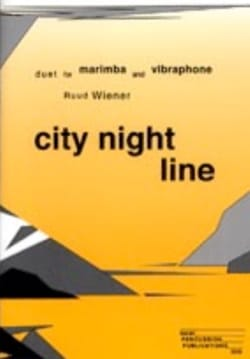 City Night Line - Ruud Wiener - Partition - laflutedepan.com