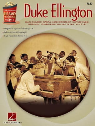 Duke Ellington - Big Band play-along volumen 3 - Duke Ellington - Partition - di-arezzo.es