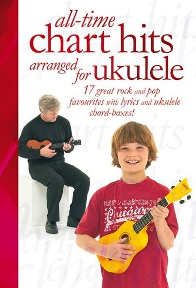 All-Time Chart Hits Arranged For Ukulele - laflutedepan.com