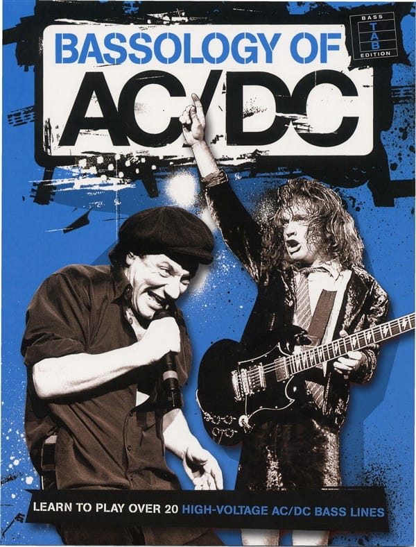 AC-DC - Bassology Of AC / DC - Partition - di-arezzo.co.uk