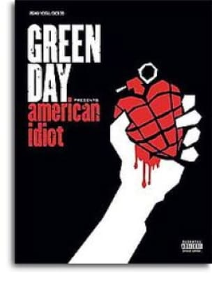 Green Day - American Idiot - Partition - di-arezzo.co.uk