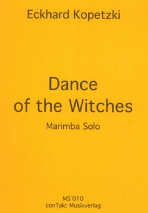 Dance of the witches - Eckhard Kopetzki - Partition - laflutedepan.com