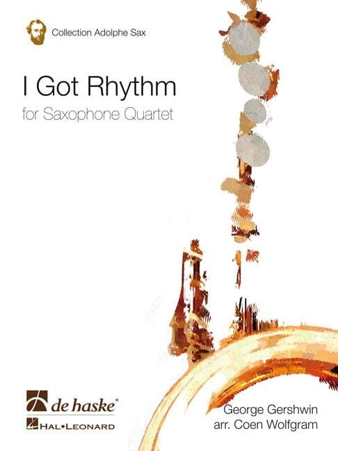 I Got Rhythm - George Gershwin - Partition - laflutedepan.com
