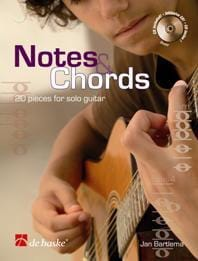 Notes & Chords - Jan Bartlema - Partition - Guitare - laflutedepan.com