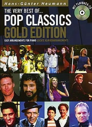 - The Very Best Of ... Pop Classics Gold Edition - Partition - di-arezzo.co.uk