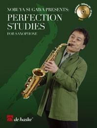 Perfection studies - Partition - Saxophone - laflutedepan.com