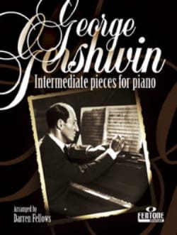 George Gershwin - Intermediate Pieces For Piano - Partition - di-arezzo.com