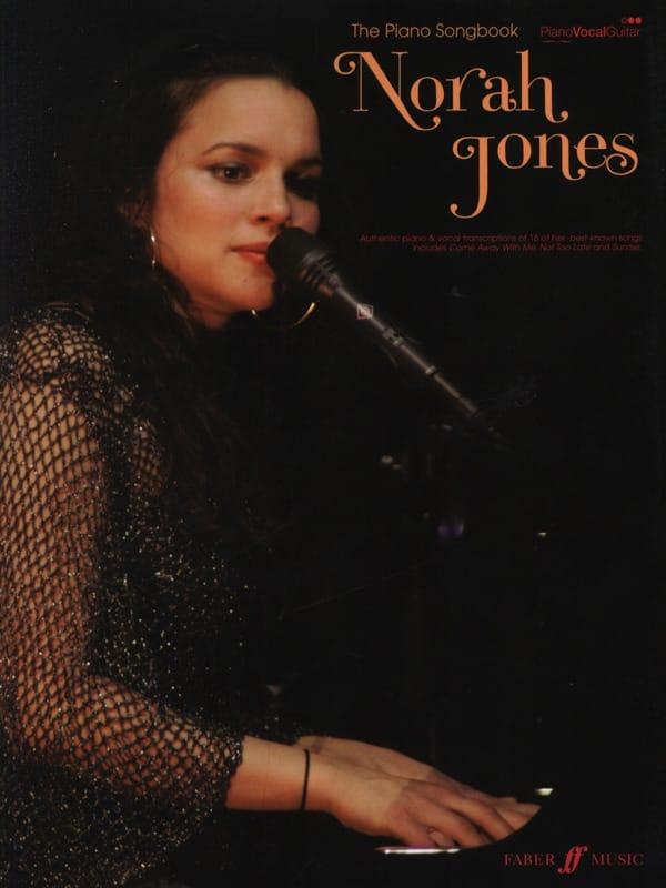 Norah Jones Piano Songbook - Norah Jones - laflutedepan.com
