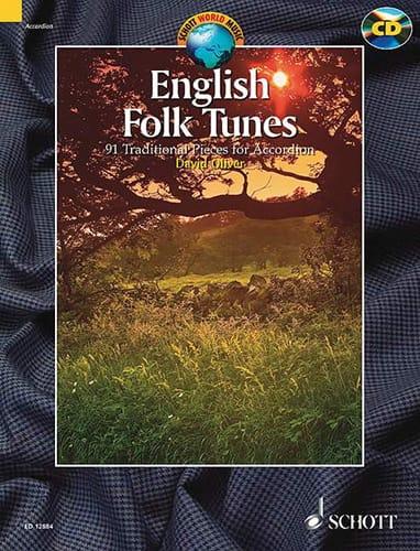 English Folk Tunes - Partition - Accordéon - laflutedepan.com