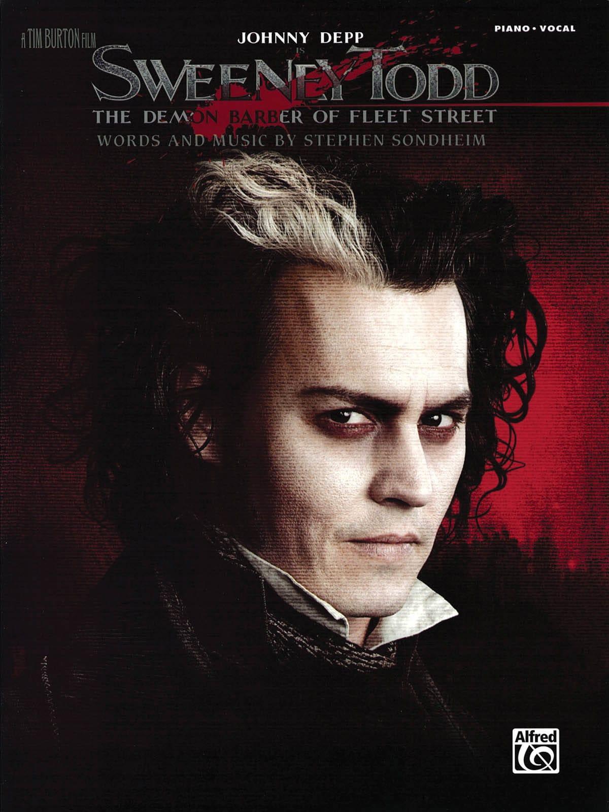 Sweeney Todd, The Demon Barber Of Fleet Street - laflutedepan.com