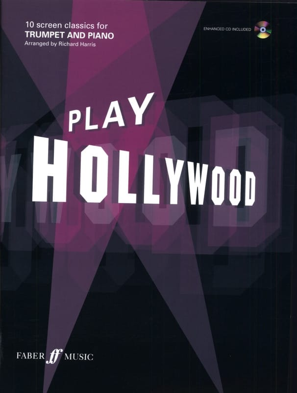 Play Hollywood - Partition - Trompette - laflutedepan.com