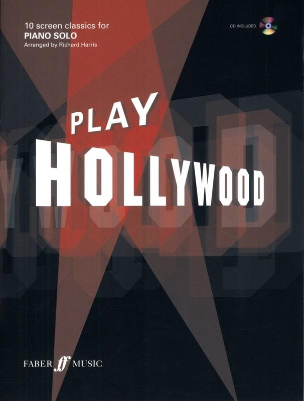 Play Hollywood - Partition - Musique de film - laflutedepan.com