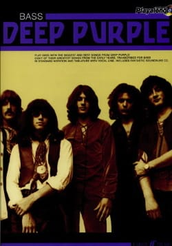 Deep Purple - Authentic Playalong Deep Purple - Partition - di-arezzo.com