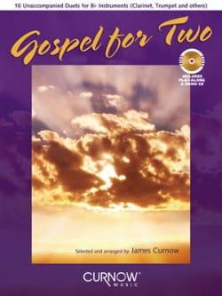 Gospel For Two - Partition - Clarinette - laflutedepan.com