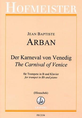 Der Karneval Von Venedig - Jean-Baptiste Arban - laflutedepan.com
