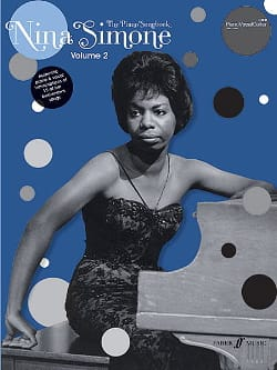 Nina Simone - Nina Simone The Piano Songbook Volume 2 - Partition - di-arezzo.co.uk