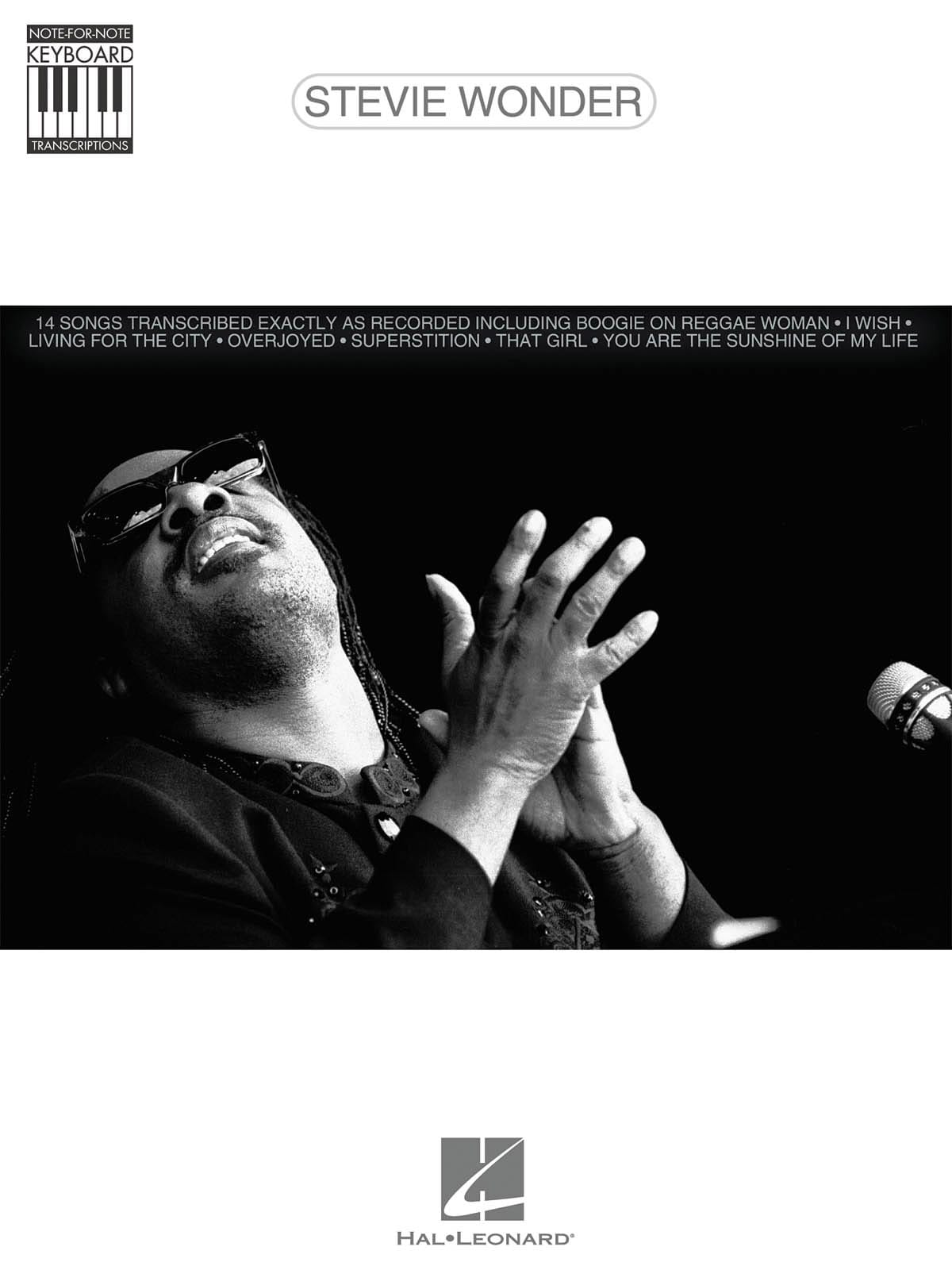 Stevie Wonder - Note For Note Stevie Wonder - Partition - di-arezzo.com