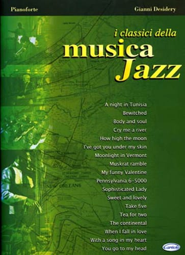 I Classici Della Musica Jazz - Partition - Jazz - laflutedepan.com