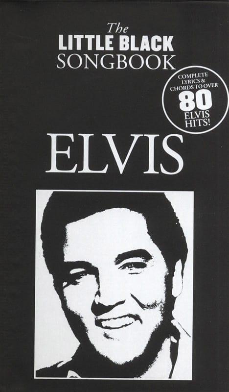 The Little Black Songbook - Elvis Presley - laflutedepan.com