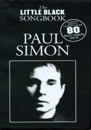 The Little Black Songbook - Paul Simon - Partition - laflutedepan.com