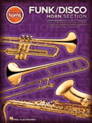 Funk / Disco Horn Section - Partition - laflutedepan.com