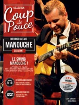 Méthode Guitare Manouche Débutant - COUP DE POUCE - laflutedepan.com