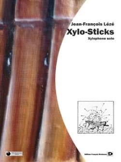 Xylo-Sticks - Jean-François Lézé - Partition - laflutedepan.com