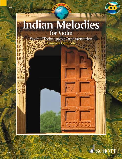 Indian Melodies - candida Connolly - Partition - laflutedepan.com