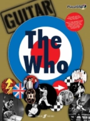 The Who - Authentic Guitar Playalong - The Who - laflutedepan.com