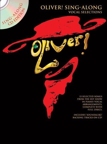 Oliver! Sing-Along - Lionel Bart - Partition - laflutedepan.com