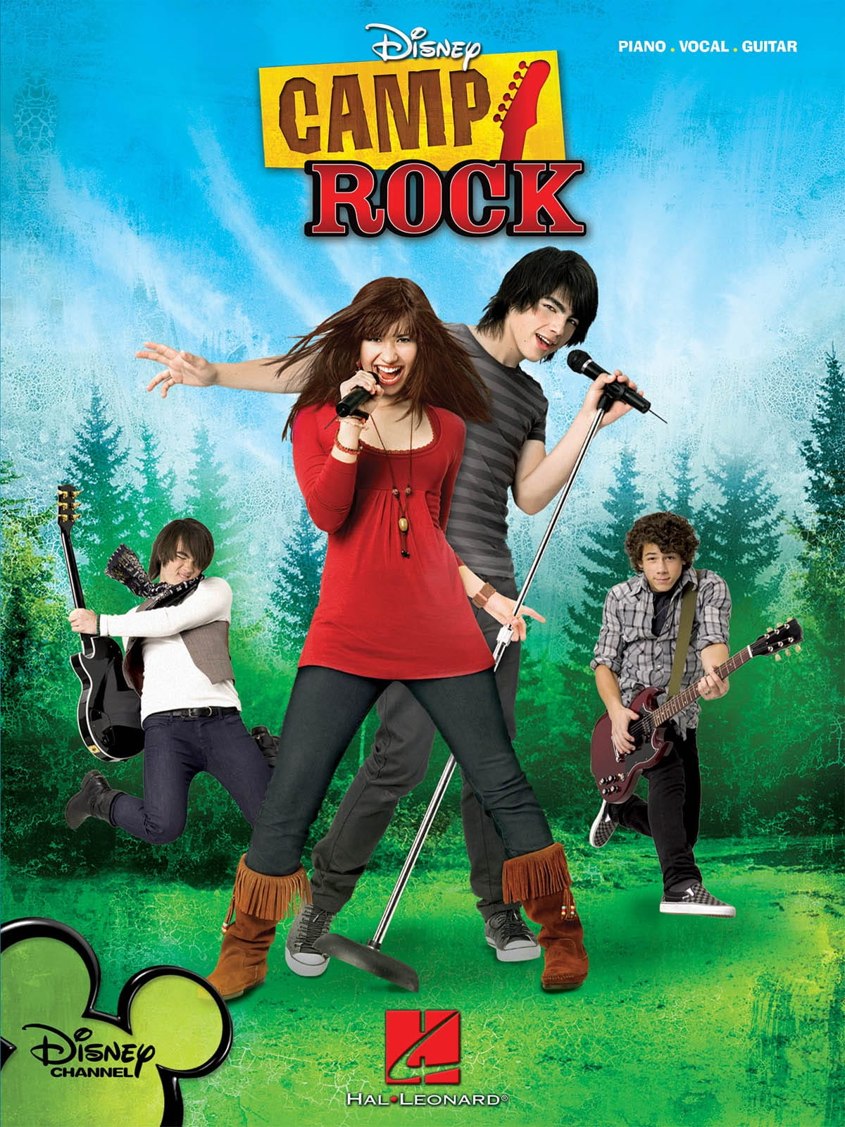 Camp Rock - Partition - Musique de film - laflutedepan.com