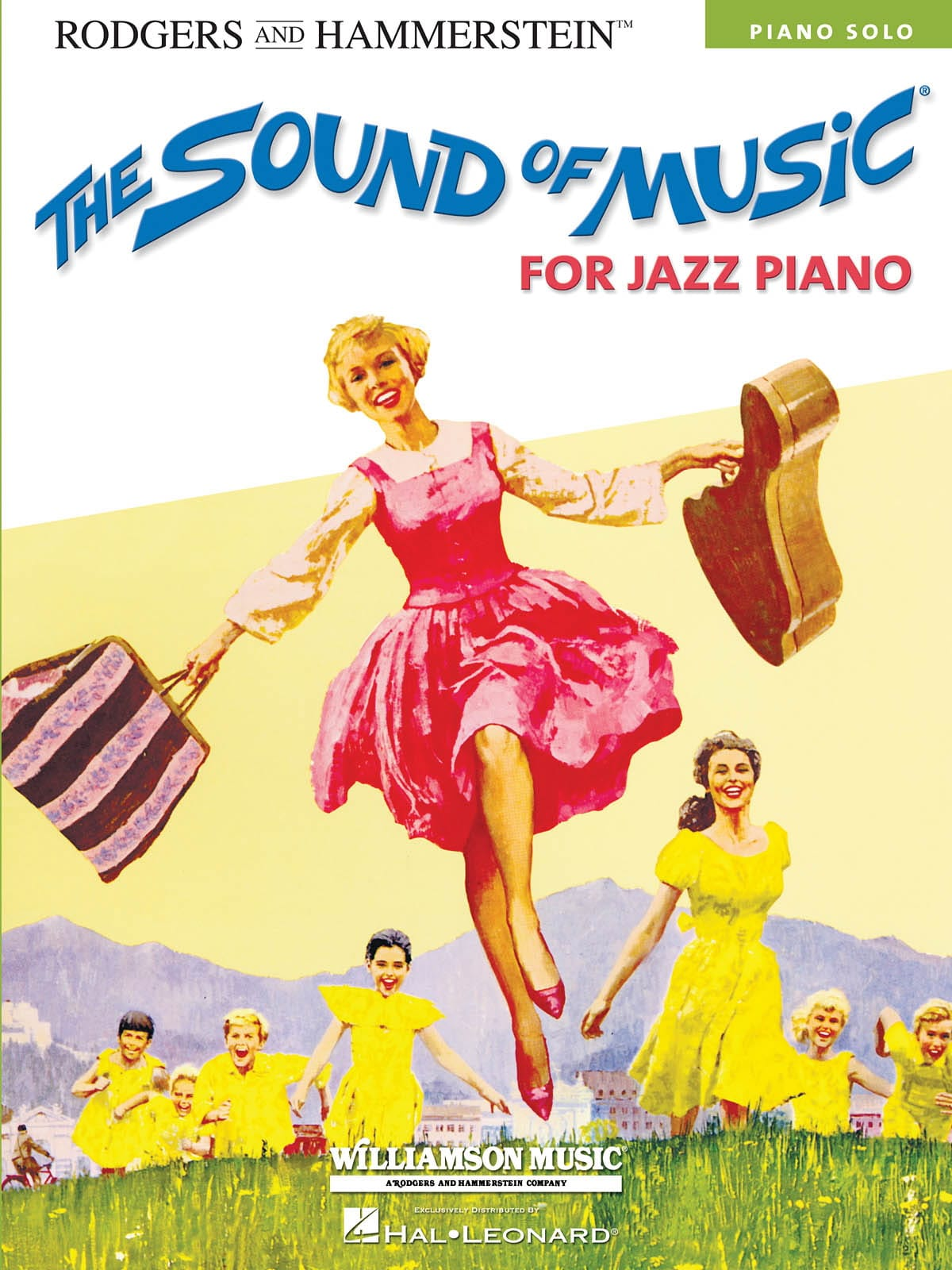 Richard Rodgers - The Sound Of Music For Jazz Piano - Partition - di-arezzo.com