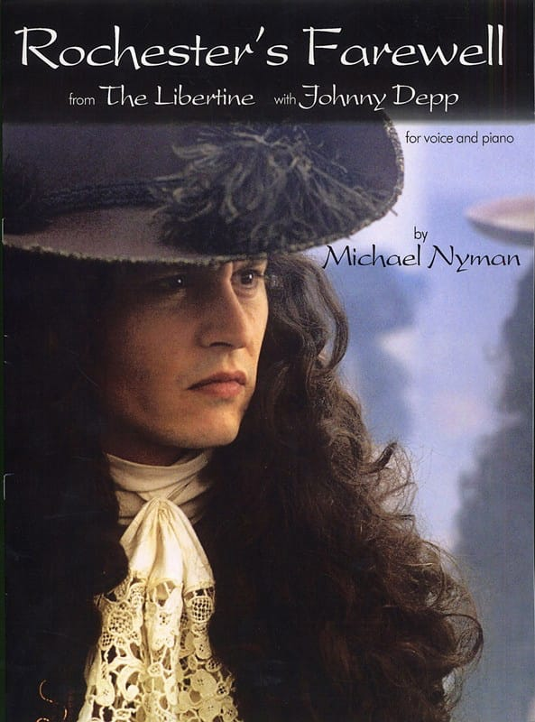 Michael Nyman - Il film d'addio di Rochester The Libertine - Partition - di-arezzo.it