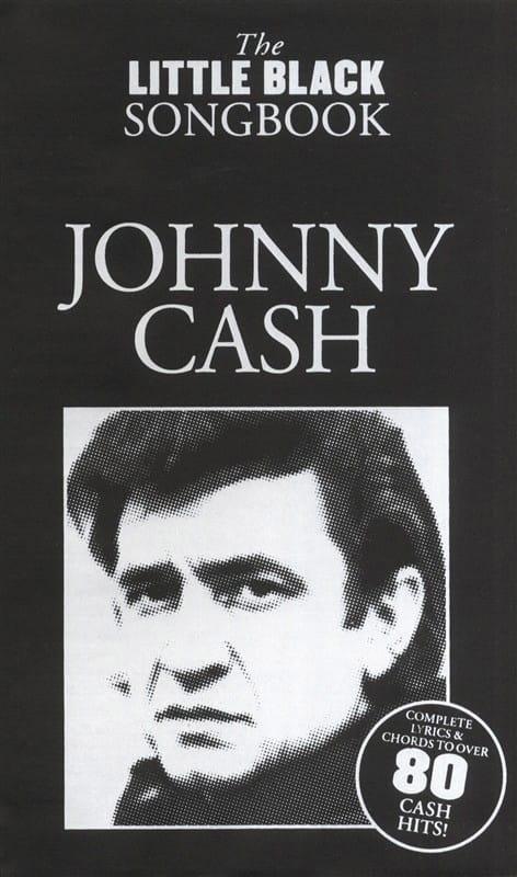Johnny Cash - The Little Black Songbook - Partition - di-arezzo.co.uk
