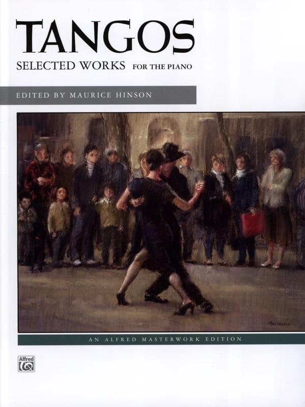 Tangos, Selected Works For The Piano - laflutedepan.com