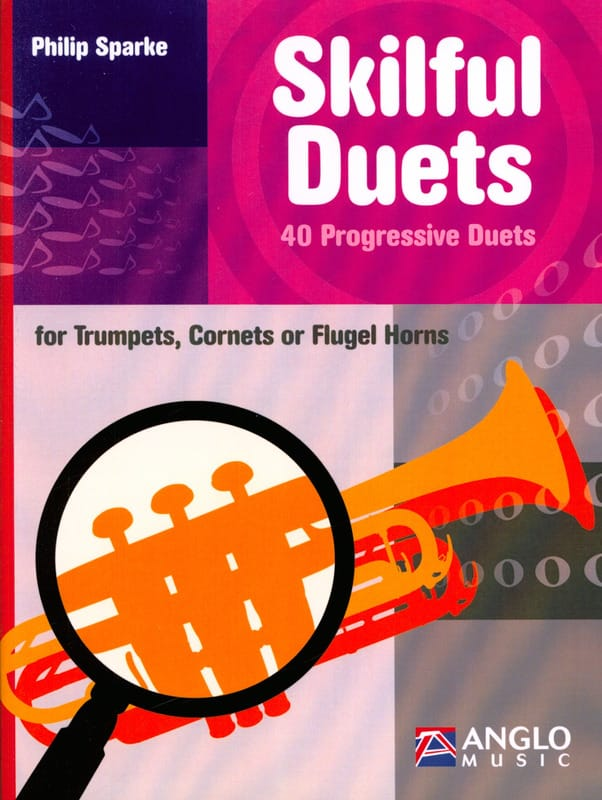 Philip Sparke - Skilful Duets - 40 Progressive Duets - Partition - di-arezzo.co.uk