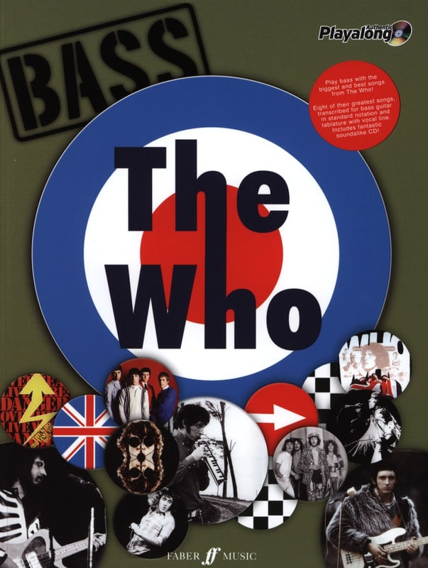 Authentic Playalong - The Who - Partition - laflutedepan.com