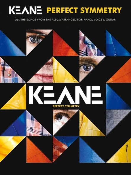 Keane - Perfekte Symmetrie - Partition - di-arezzo.de